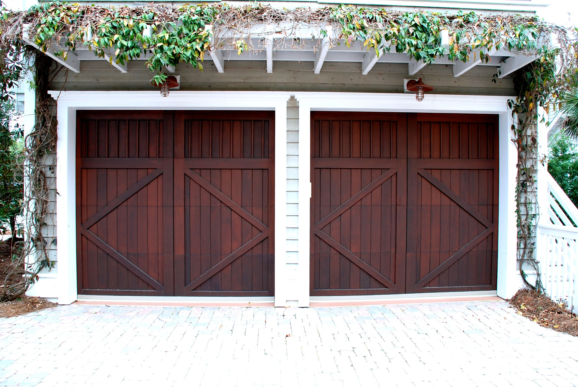 modern garage door service in Bennett, CO